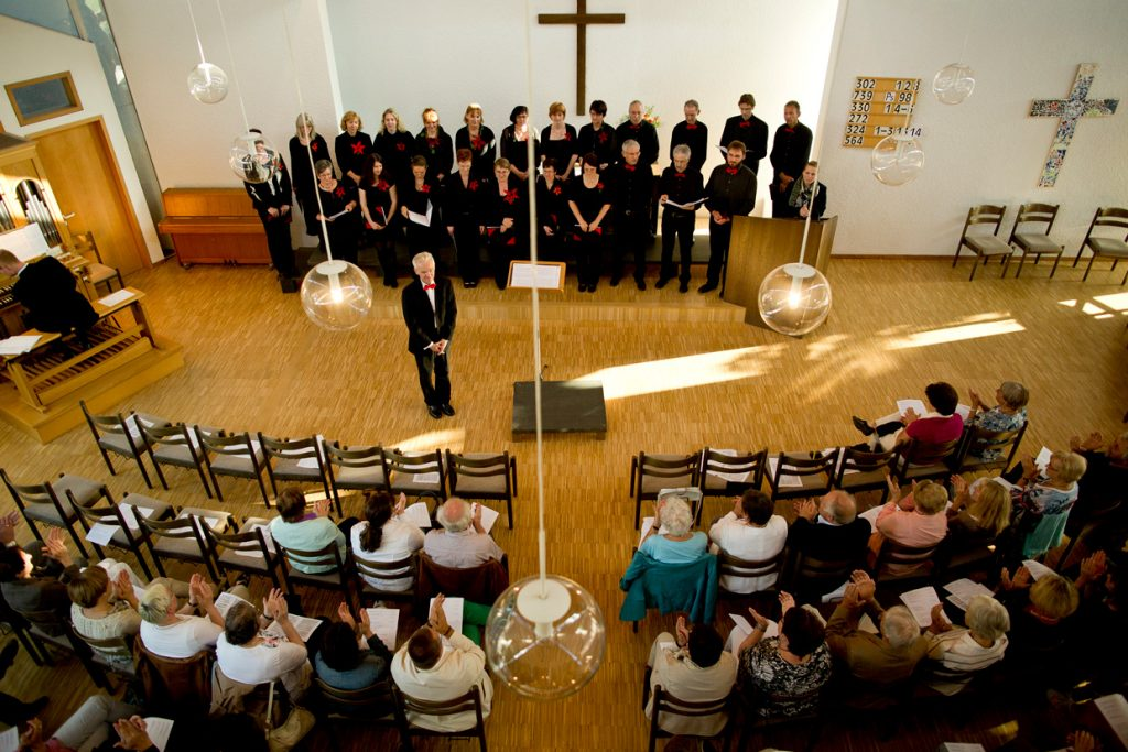 Konzert in der Kath. Marienkirche in Mössingen 2017